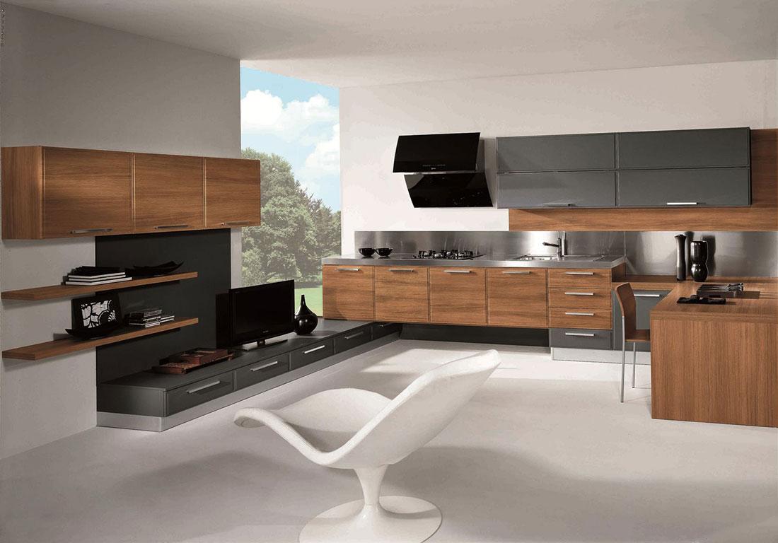 Cocina Moderna Modelo Square