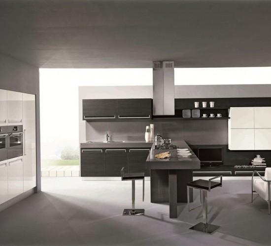 Cocina Moderna Modelo Fashion