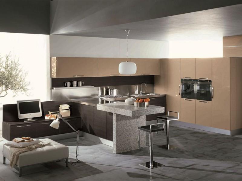 Cocina Moderna Modelo Reflex