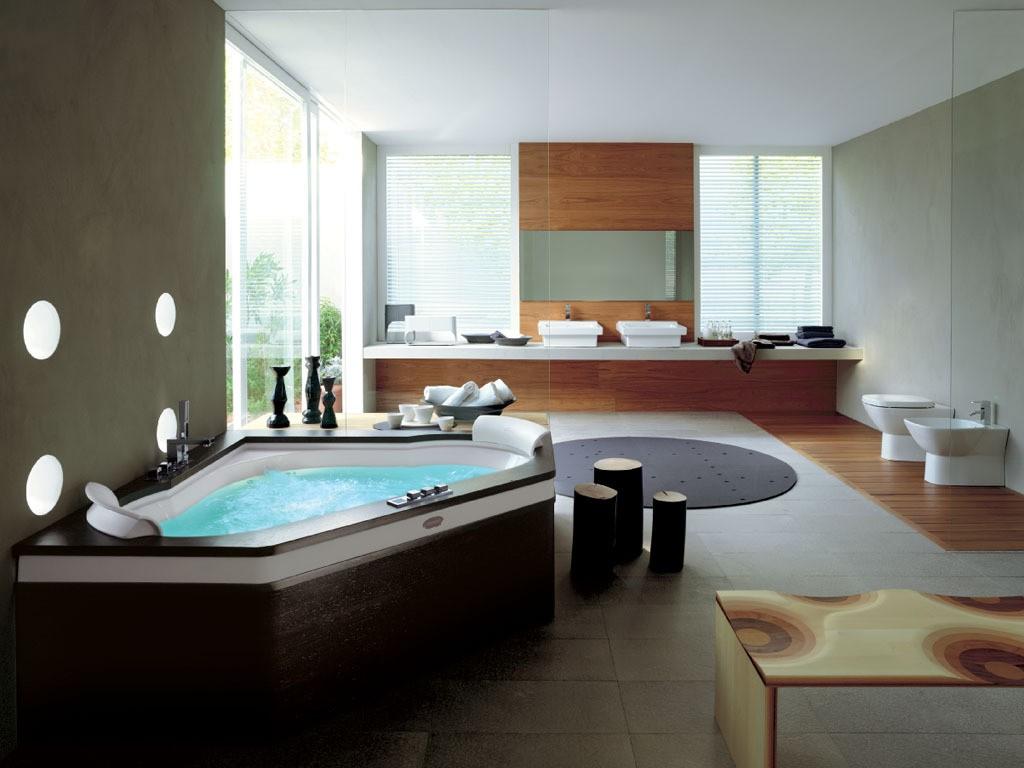 9 grandes ideas para crear un baño de lujo en casa