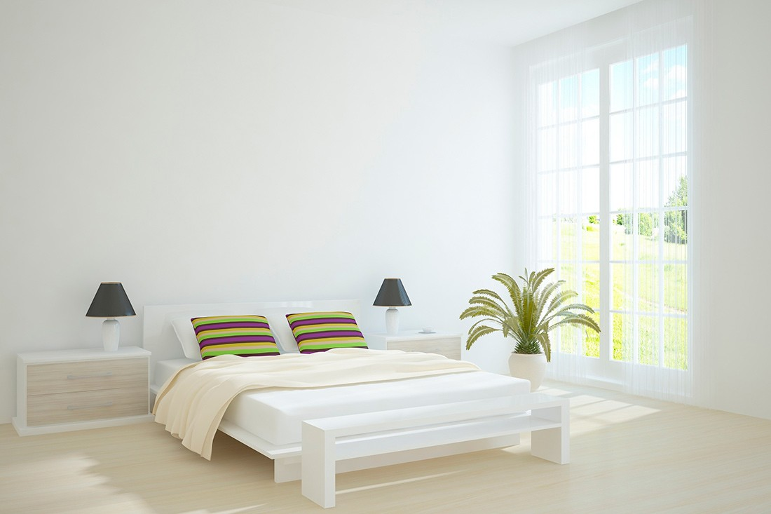 Blanco archivos ornia home - Dormitorios blancos ...