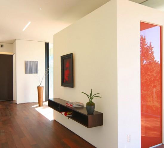 6 maneras de hacer de la entrada de casa un espacio funcional