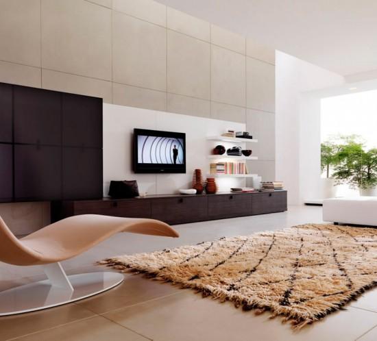 Crear interiores acogedores
