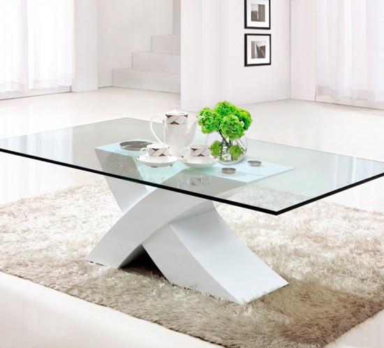 Mesa de centro con estilo