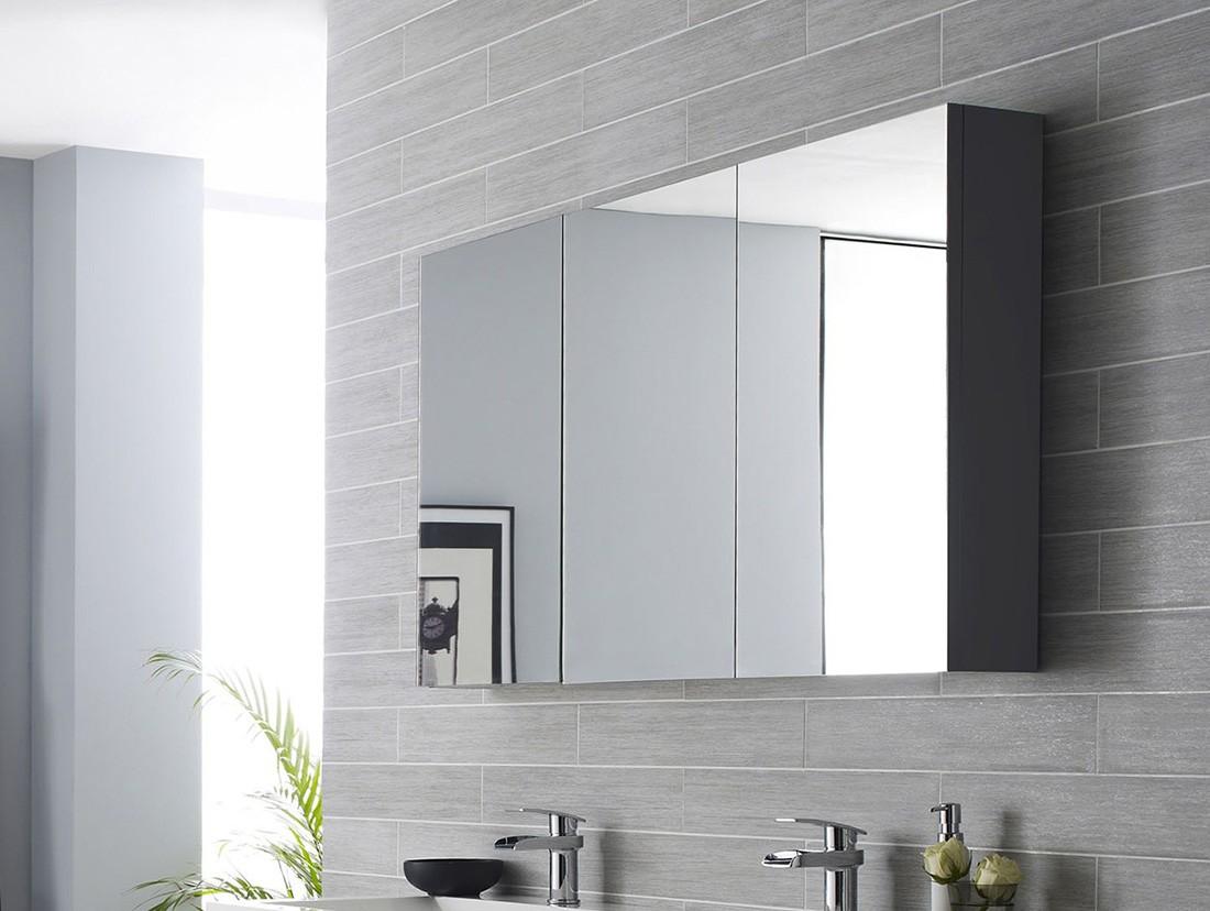 El espejo del ba o ornia home - Tipos de espejos para banos ...