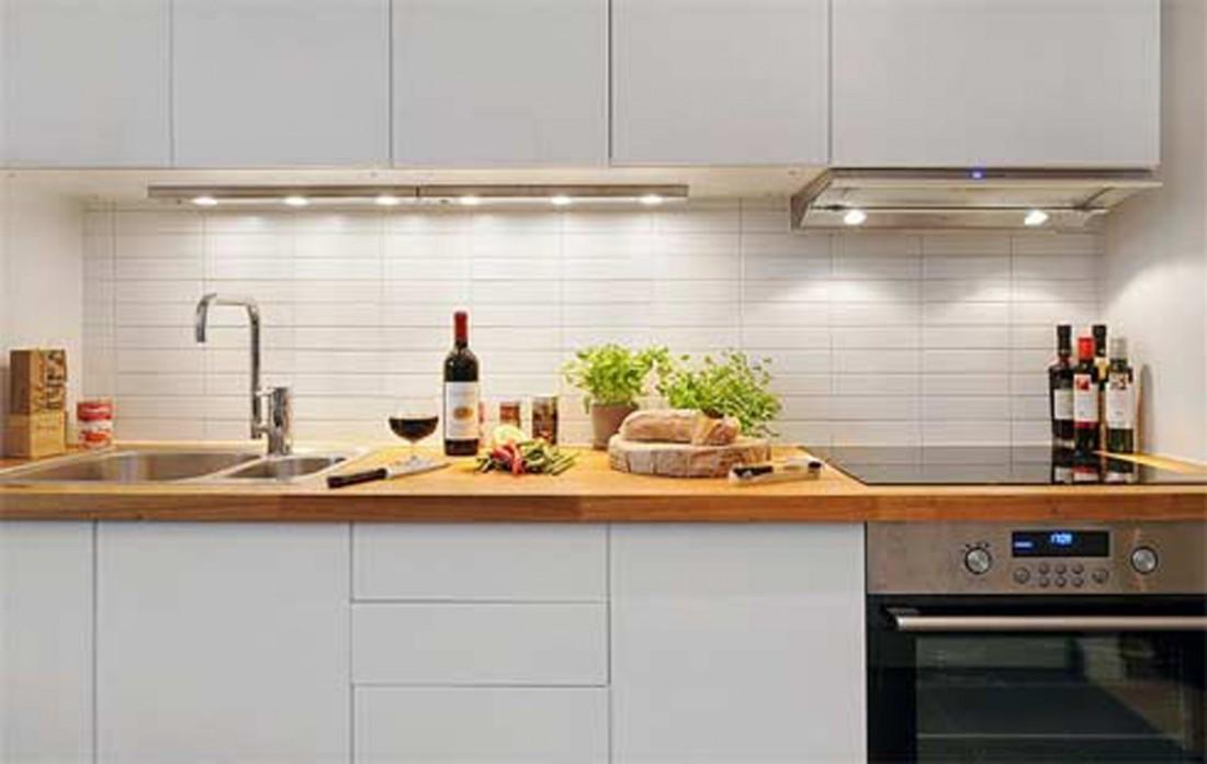 Trucos para la cocina en pisos de alquiler ornia home - Cocinas para pisos ...