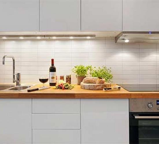 Trucos para la cocina en pisos de alquiler