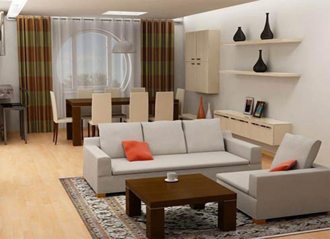 Amueblar un salón pequeño - Ornia Home