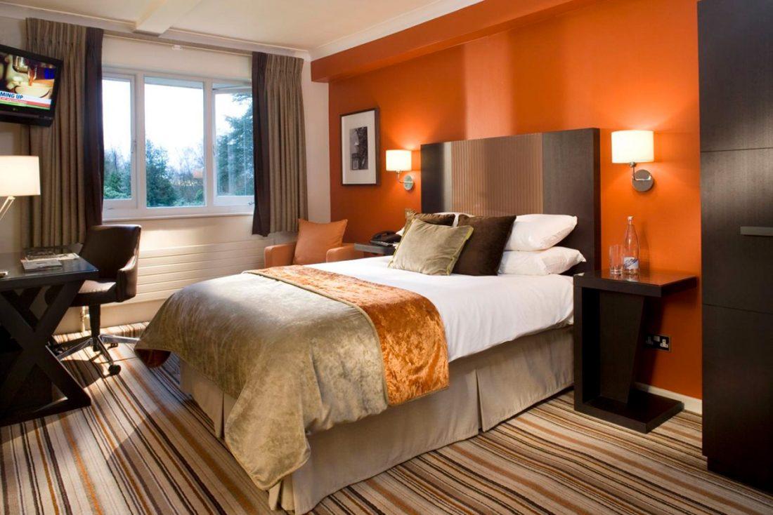El color en la habitación
