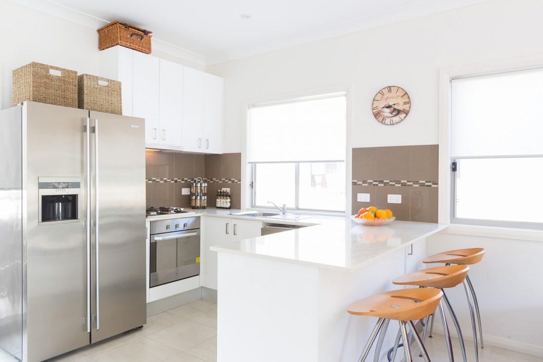 distribuir los espacios de la cocina ornia home