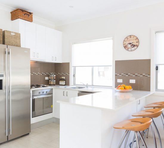 Distribuir espacios en la cocina