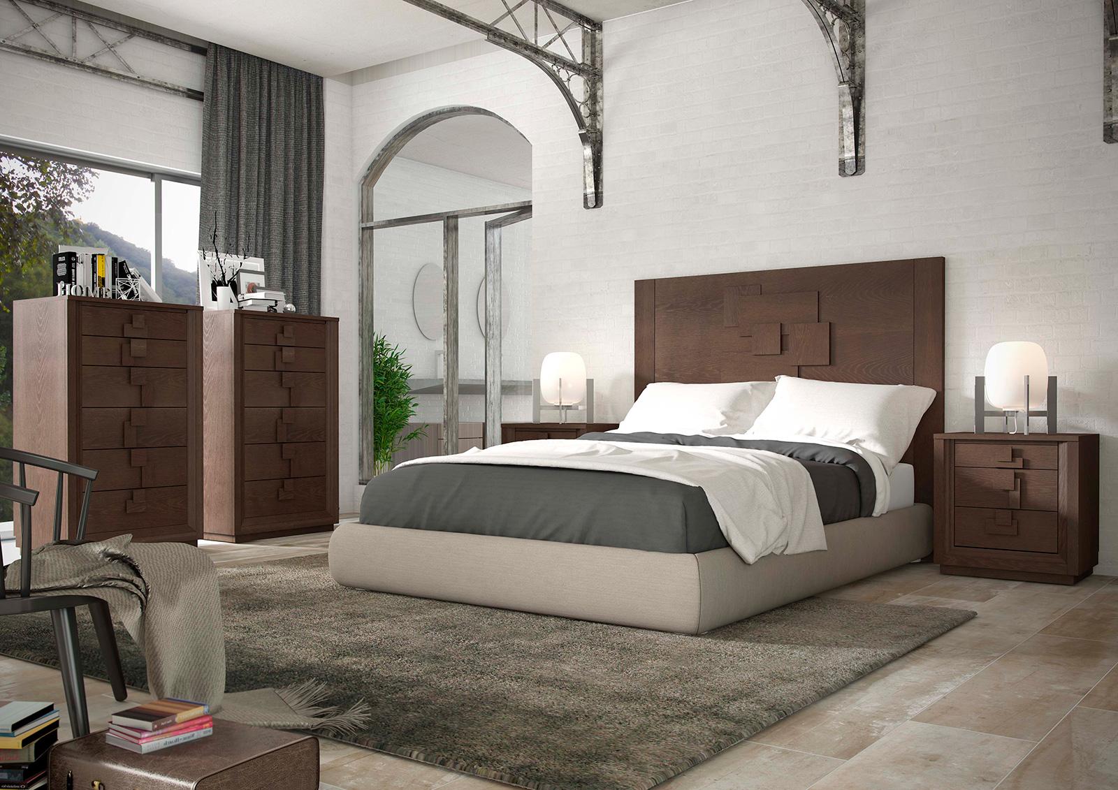 Dormitorio Modelo Cuadro Ornia Home