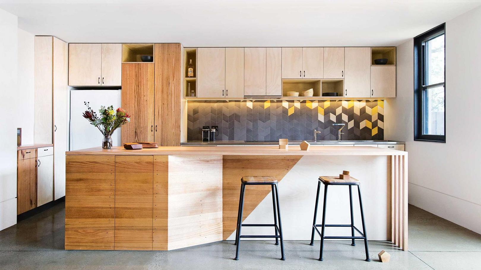 Escoger los taburetes de la cocina - Ornia Home