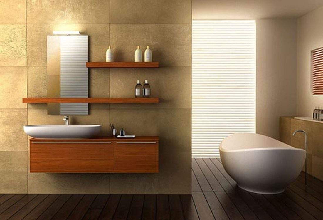 Mejorar el aspecto de nuestro baño