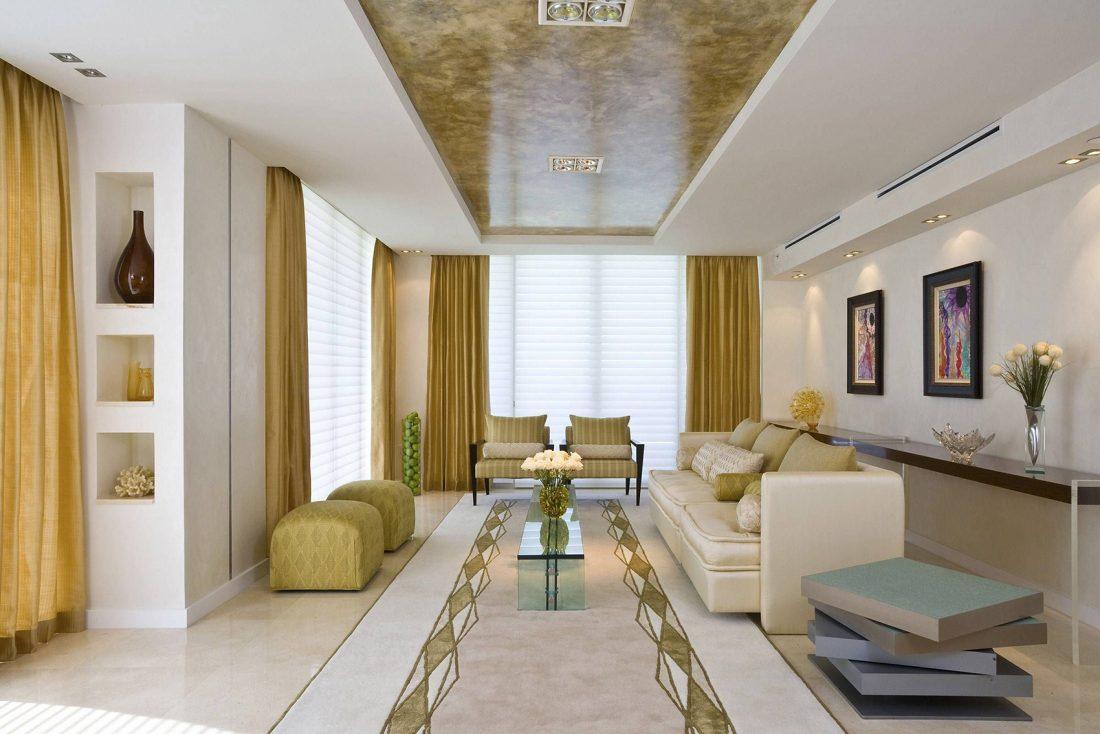 decorar un saln alargado - Decorar Salon Alargado